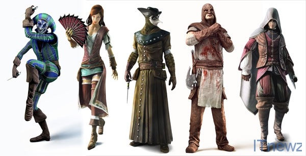 assassins-creed-brotherhood-characters-multi-player