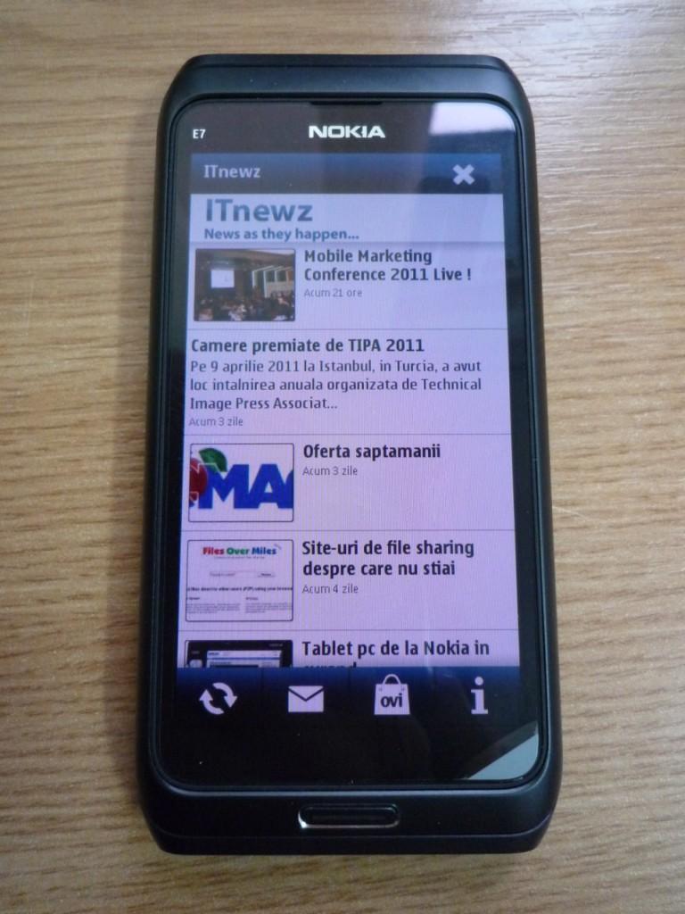 ITnewz.ro Symbian App