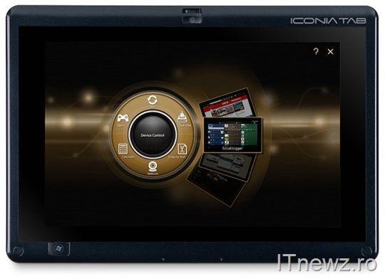 IconiaTab W500