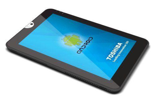 Toshiba Tablet PC 10 inci