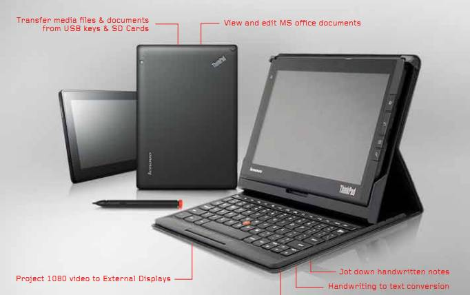 Lenovo Ideapad Thinkpad