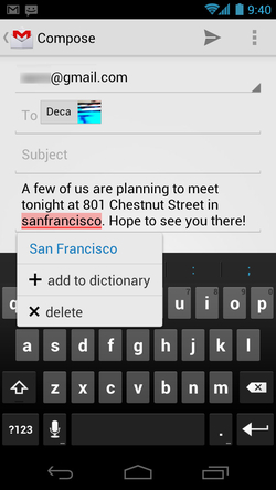 Android 4 - Corectarea erorilor