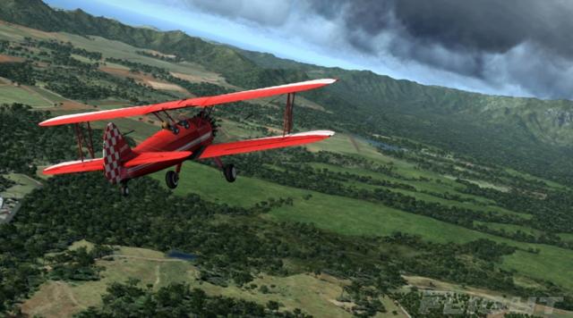 Microsoft Flight Game