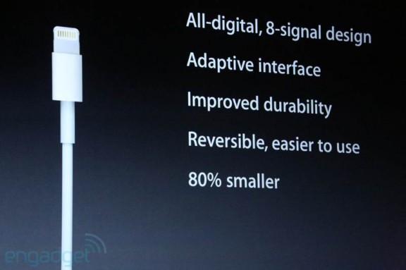 Conector iPhone 5