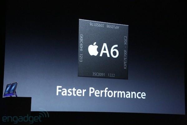 Procesor iPhone 5