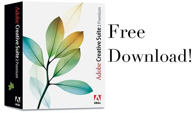 Adobe Creative Suite 2 Premium - Gratuit