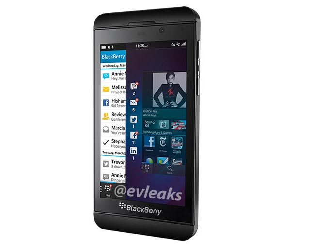 Blackberry Z10 2