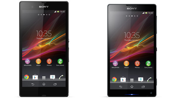 Sony Z si ZL