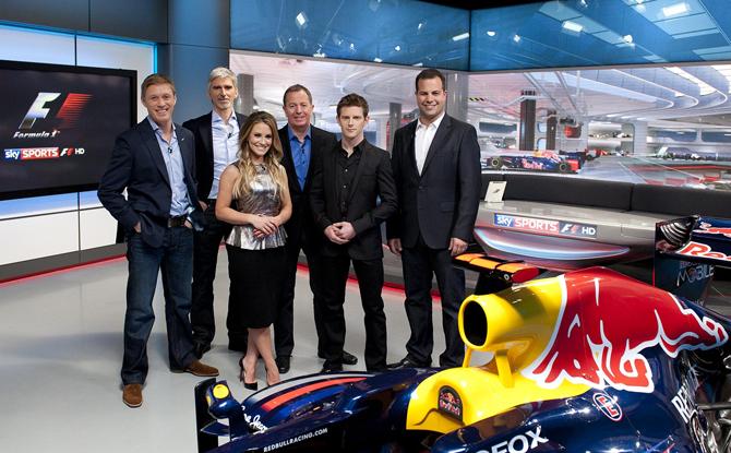 Sky Formula 1 3D