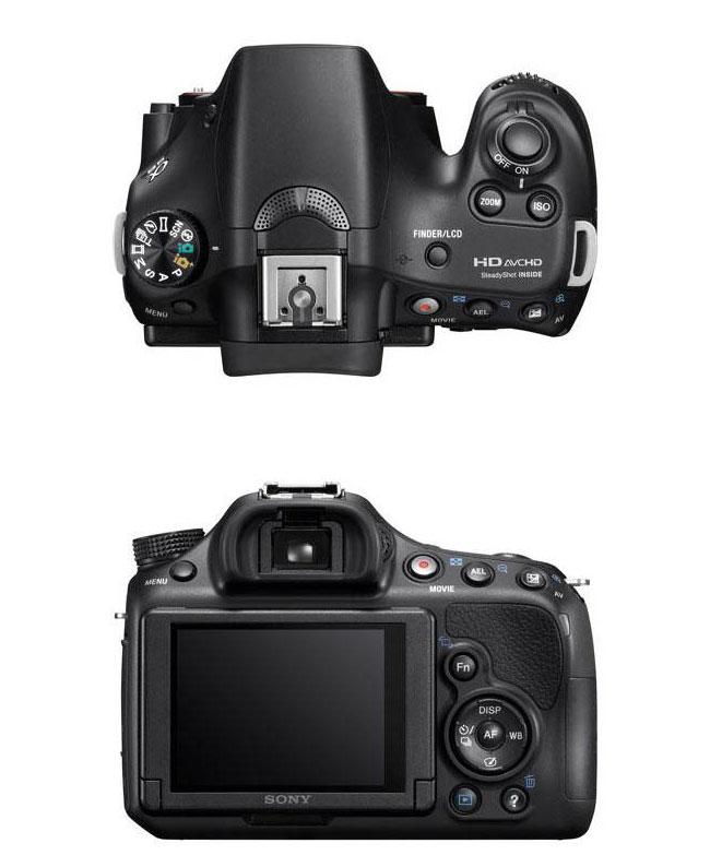 Sony Alpha A58 2