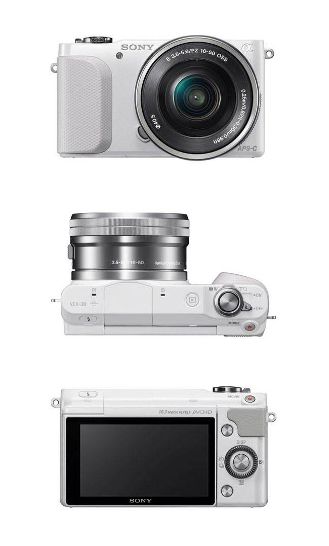 Sony NEX 3N1
