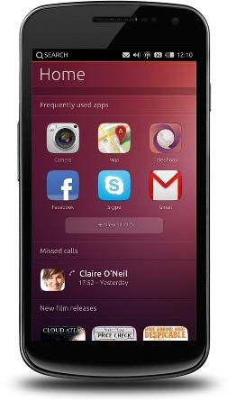 Telefon Ubuntu