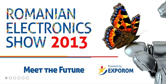 Romanian Electronics Show 2013