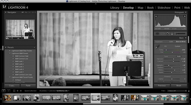 Lightroom 4.4