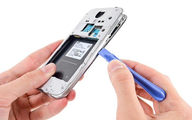 Samsung Galaxy S4 Desfacut
