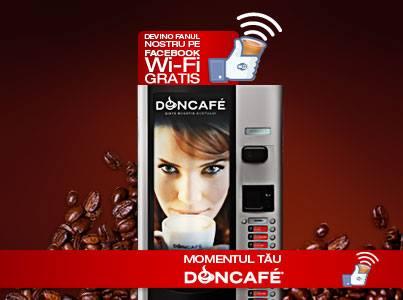 Doncafe WiFi