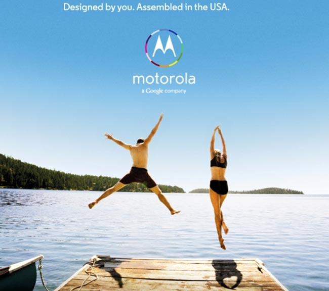 Eveniment Motorola Moto X