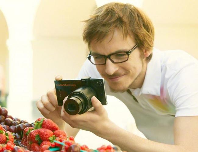Sony Lens-Camera 2