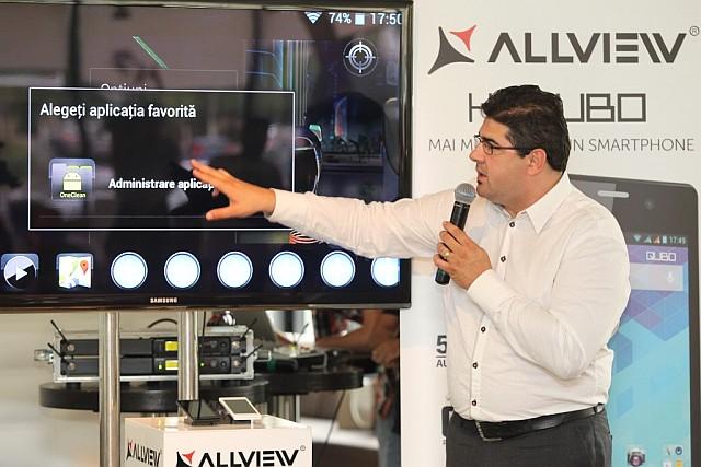 Alin Niscov - Manager de Vanzari Allview