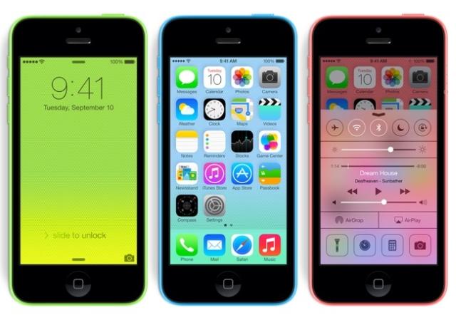 Apple iPhone 5C2