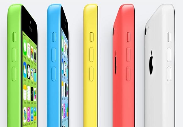 Apple iPhone 5C3
