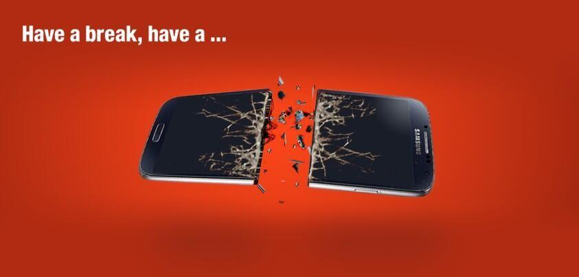 Nokia Have a Break