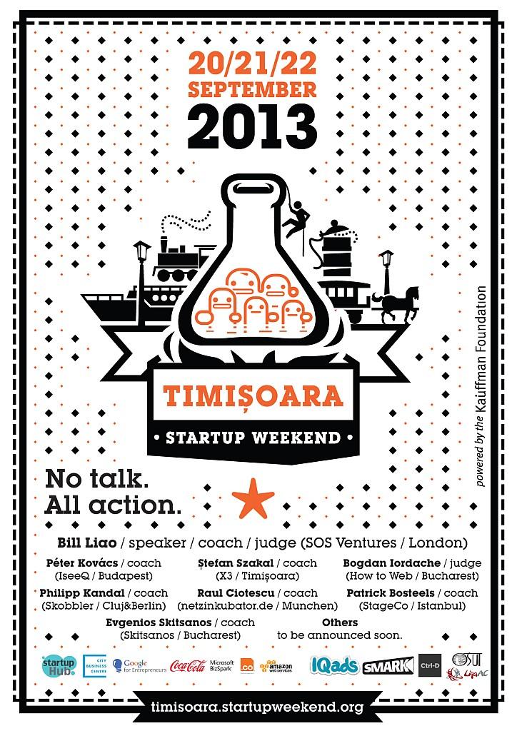 Startup Weekend Timisoara 2013