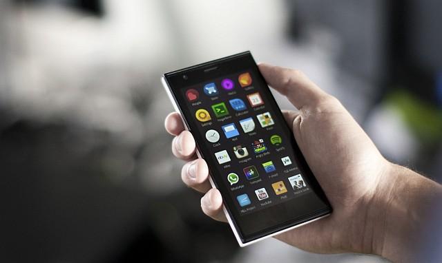 Jolla smartphone