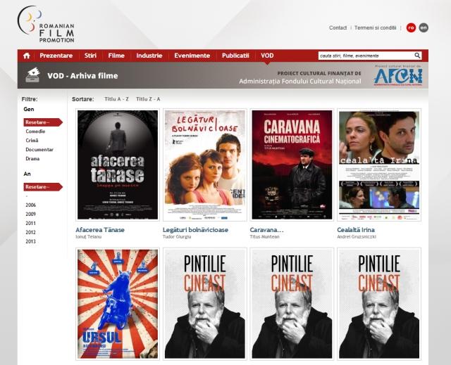 Rom Film Promotion