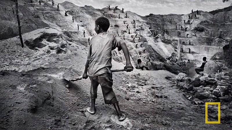 Exploatare Miniera Ilegala Congo