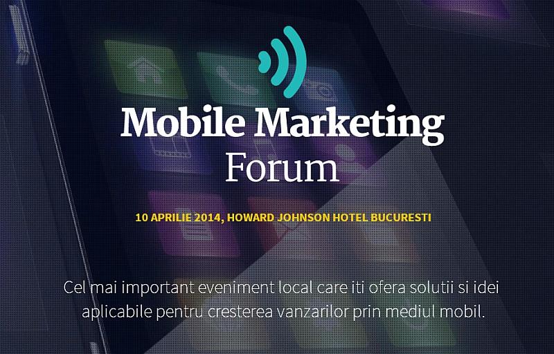 Mobile Marketing Forum