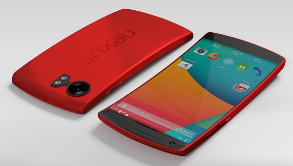 Nexus 6 - Concept