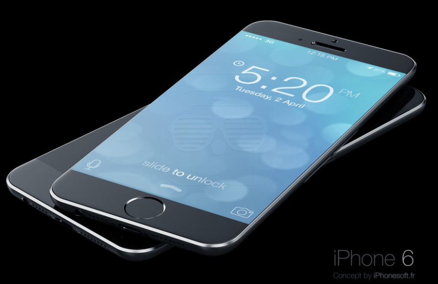 iPhone 6 - Concept