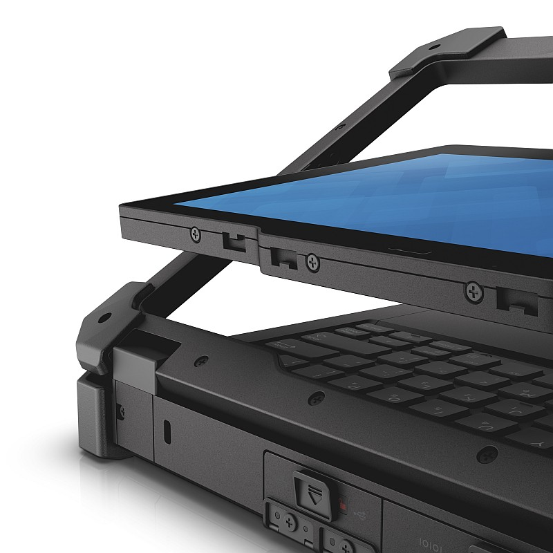 Latitude 12 Rugged Extreme Notebook - Detail