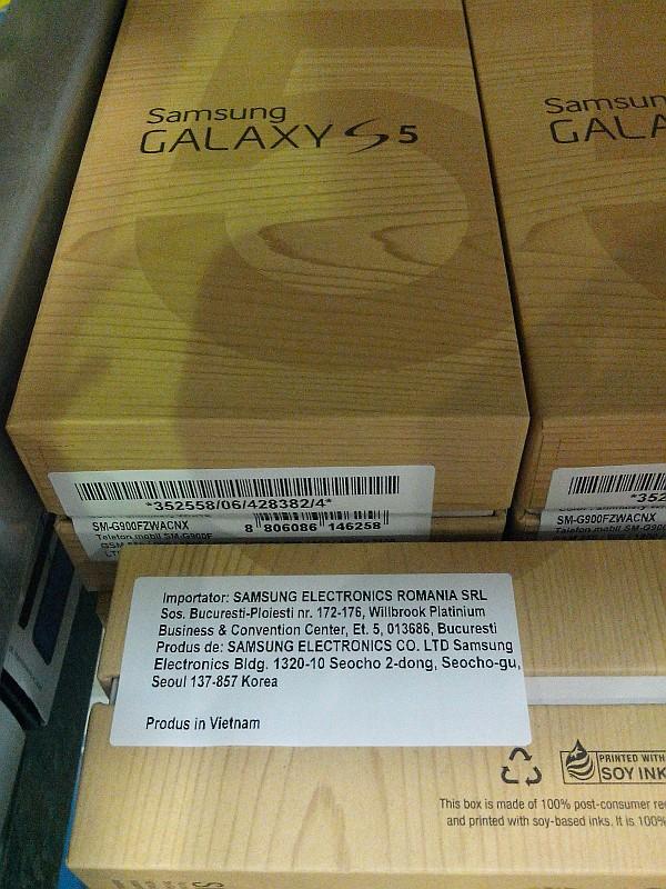 Galaxy S5 Koyos 2