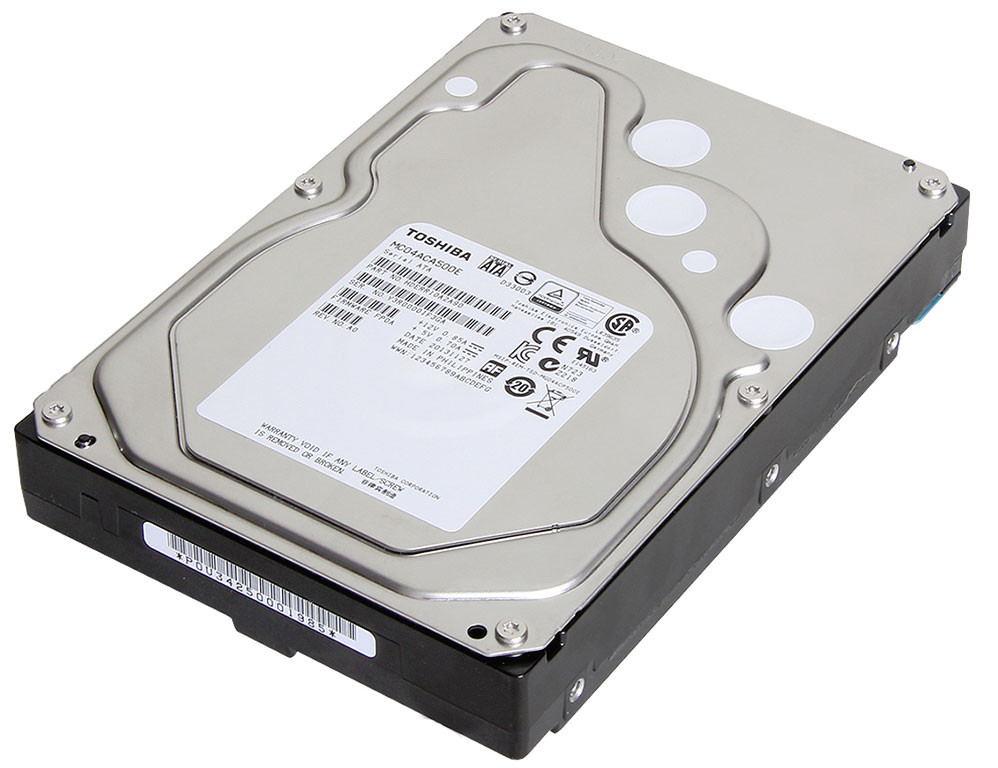 Toshiba 5TB Enterprise