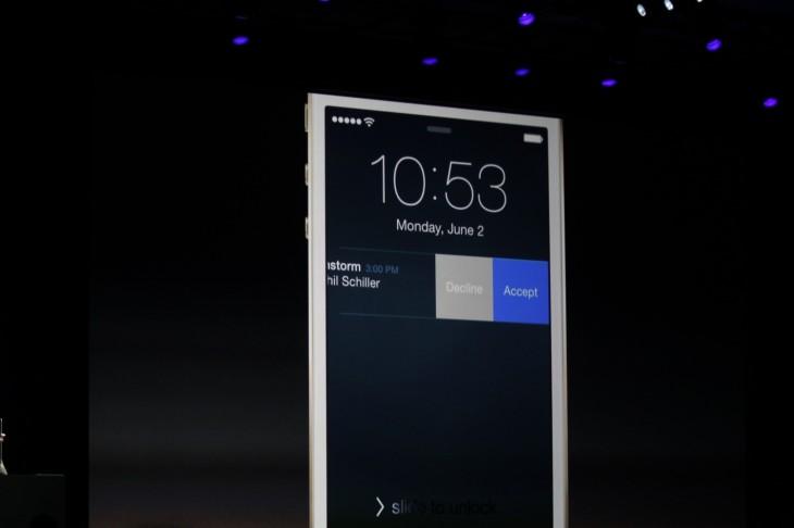 Mesajele pe iOS 8