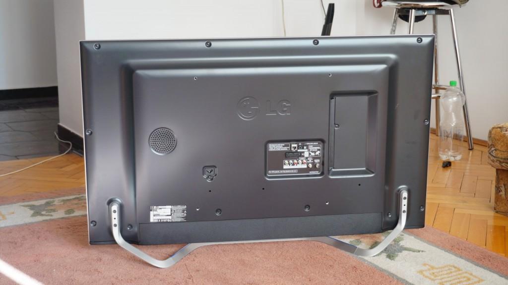 Televizor SMART 3D LG 47LB731V - Review 02