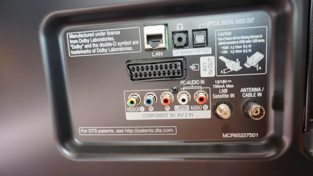 Televizor SMART 3D LG 47LB731V - Review 06