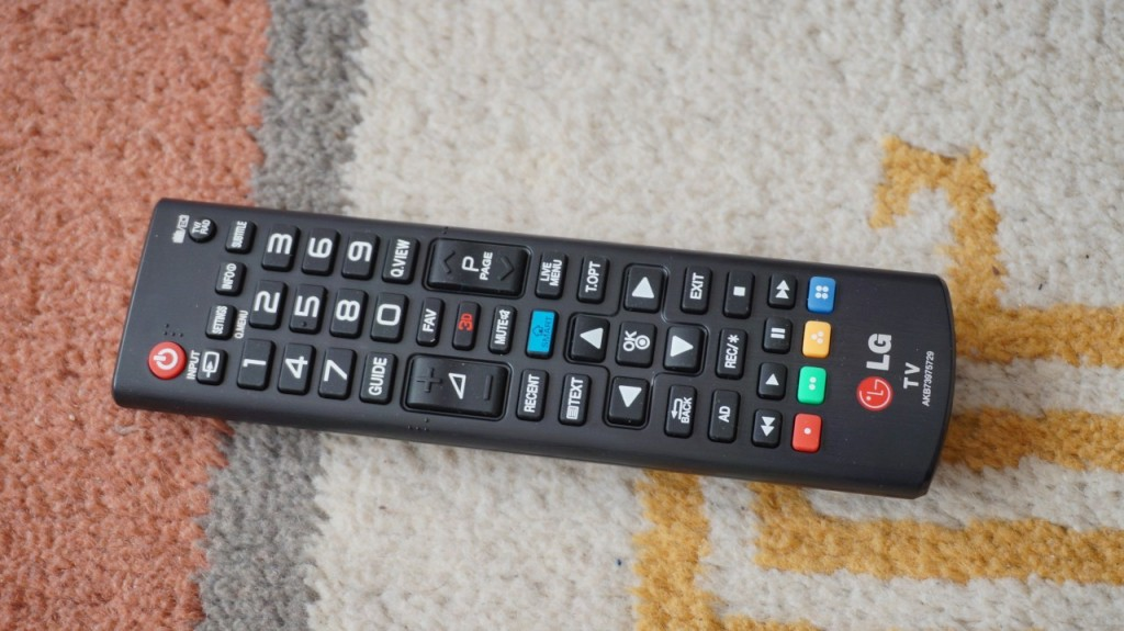Televizor SMART 3D LG 47LB731V - Review 18