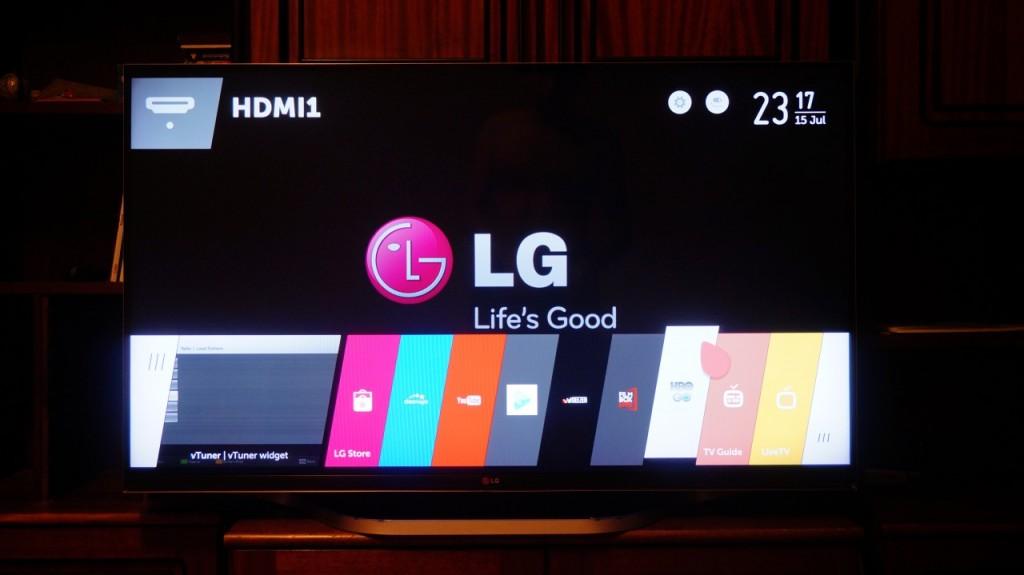 Televizor SMART 3D LG 47LB731V - Review 25