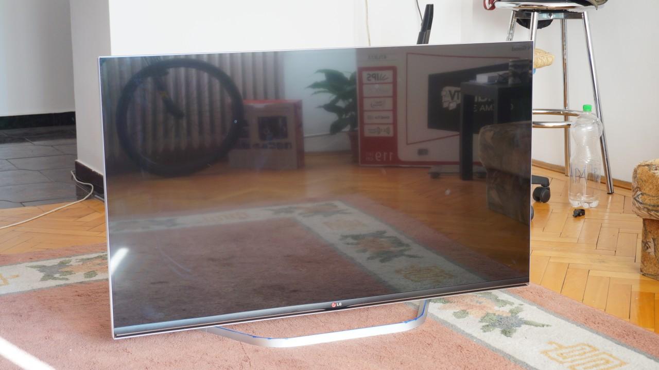 Televizor SMART 3D LG 47LB731V - Review