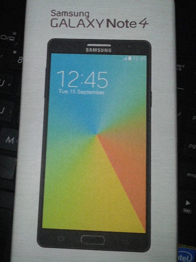 Galaxy Note 4 -3