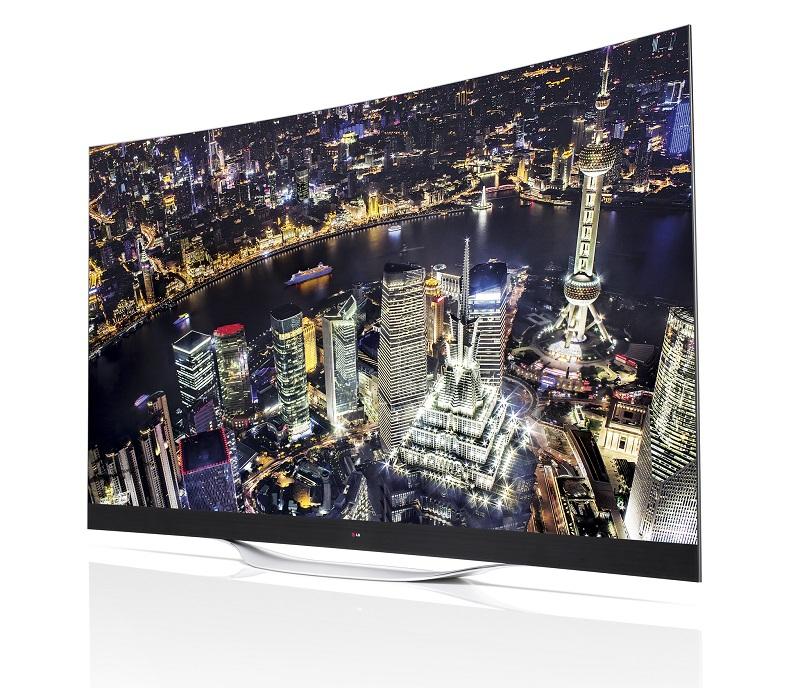 LG 77 4K OLED TV