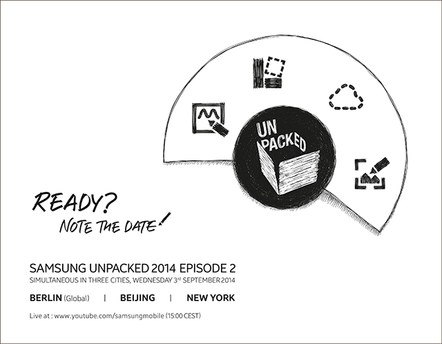Samsung Mobile Unpacked 2014