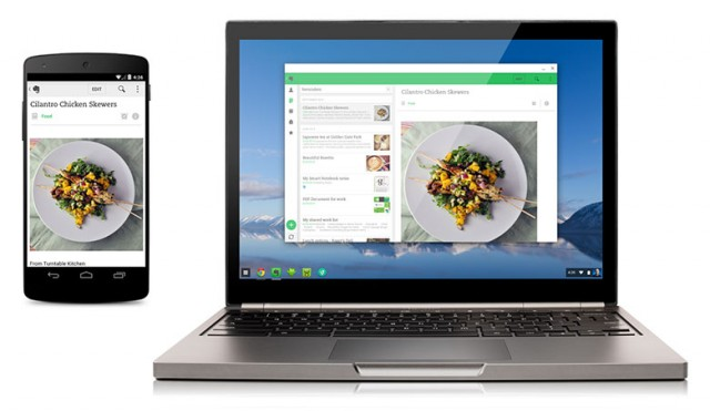 Android - Chrome OS