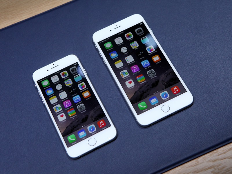 Aplle iPhone 6 si 6 Plus 2