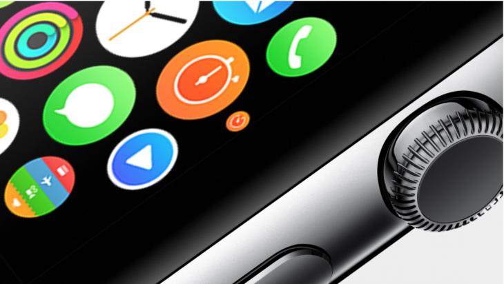 Apple Watch butoane