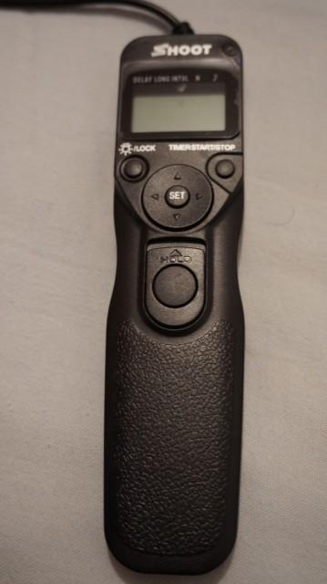 Declansator Sony NEX - 1
