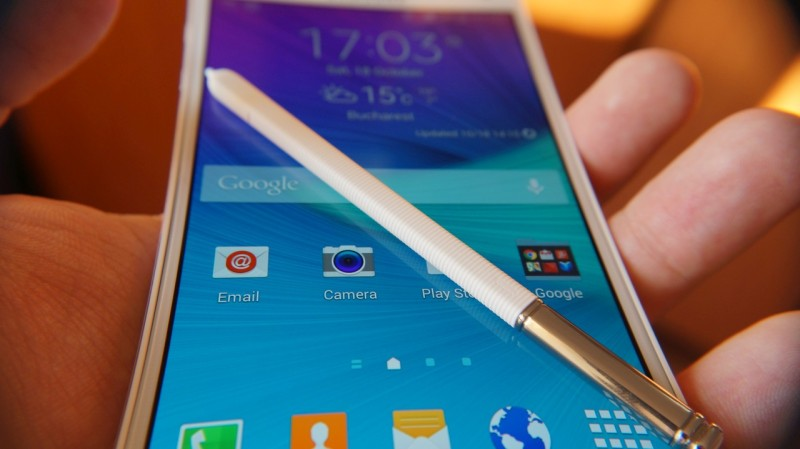Samsung Galaxy Note 4 - Review 30